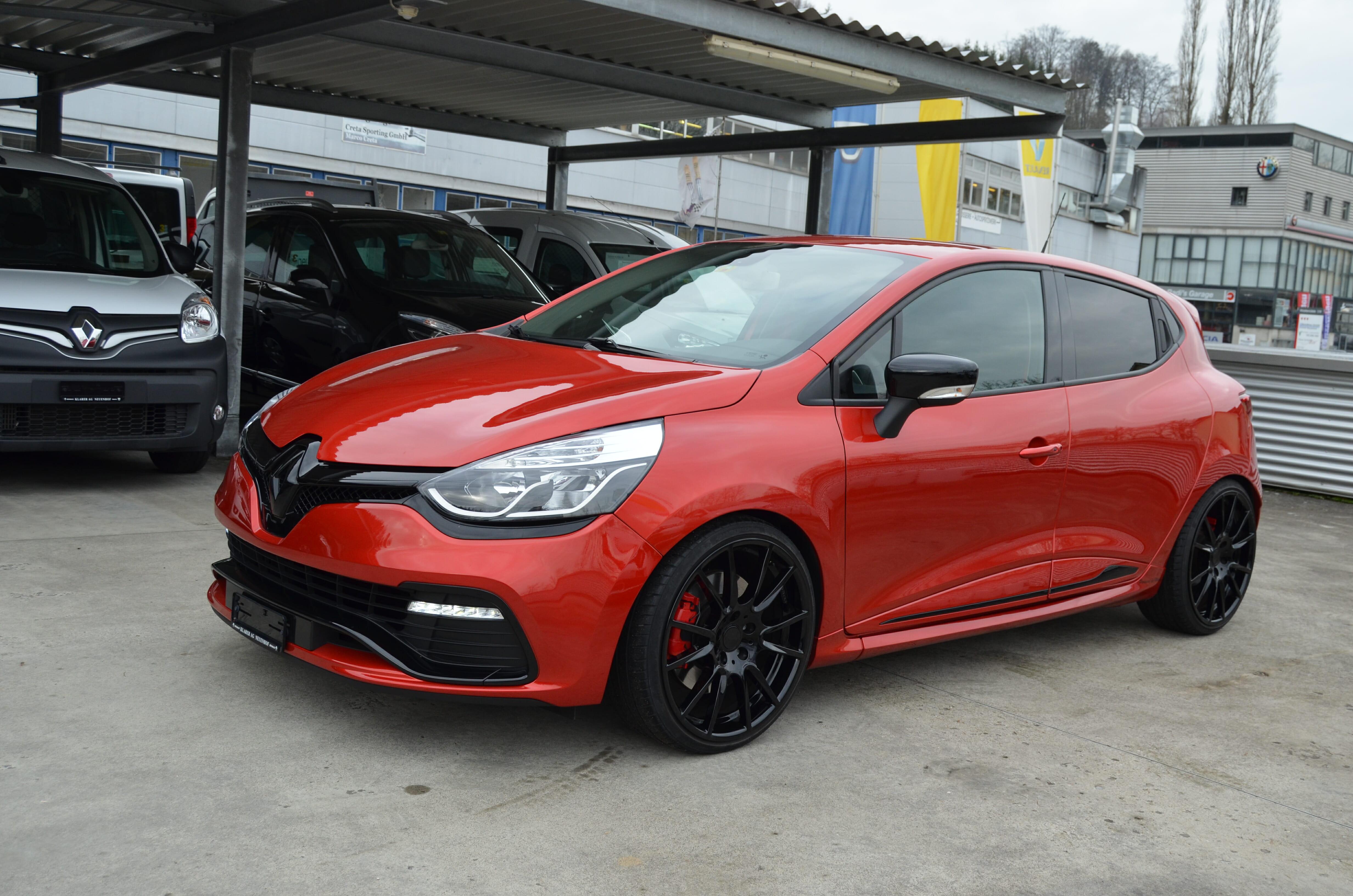 Renault clio rs 200 edc garage klarer for Garage clio 4