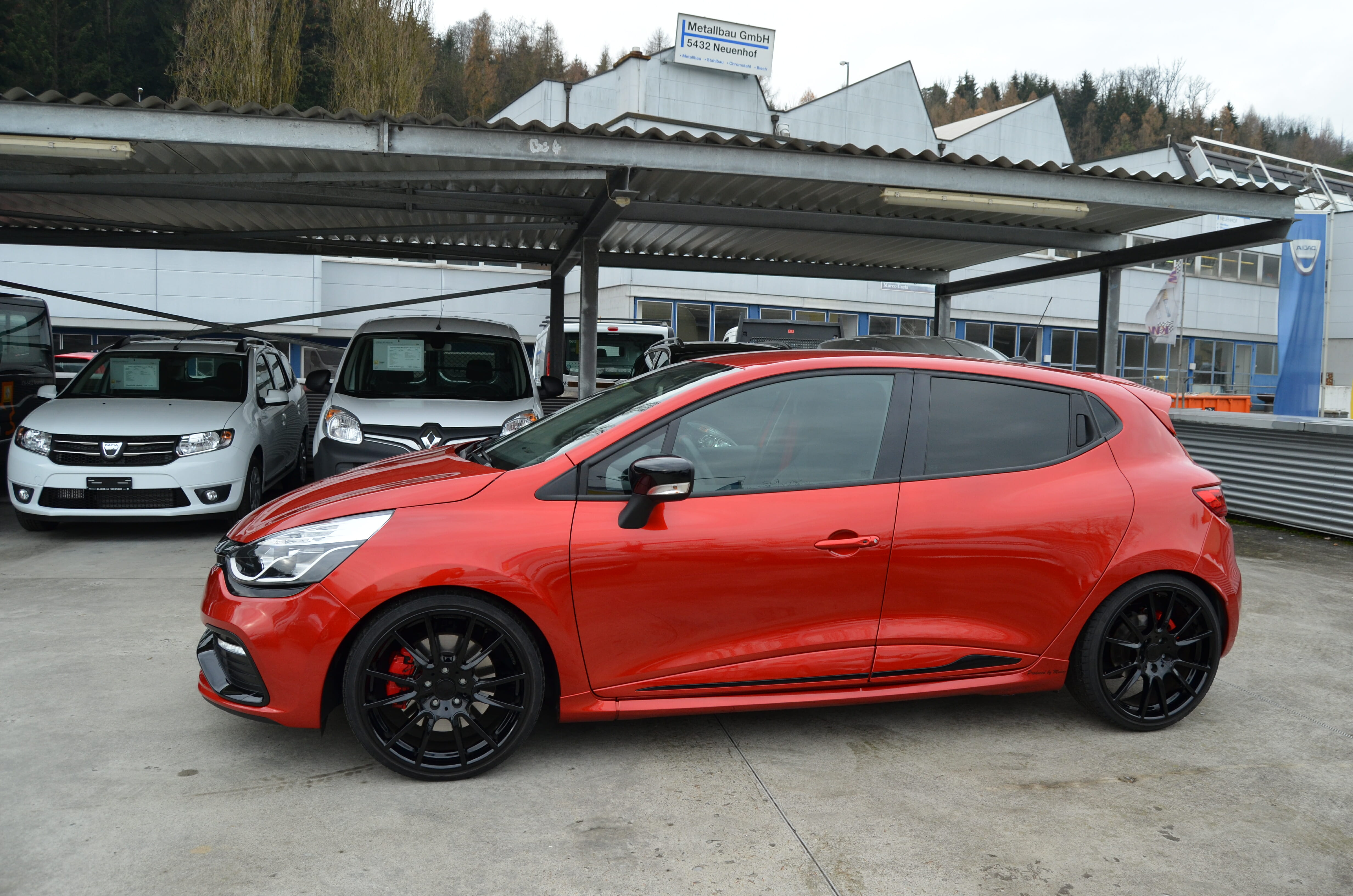 renault clio rs 200 edc garage klarer. Black Bedroom Furniture Sets. Home Design Ideas