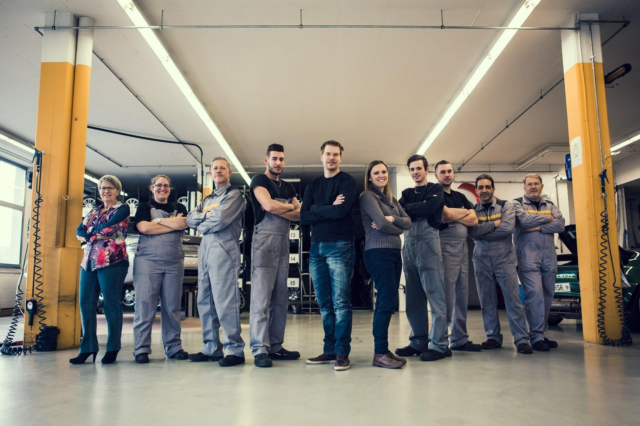 garage-team
